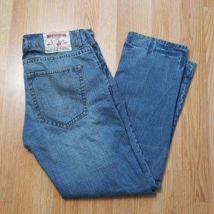 True Religion Men's Jeans 40×33